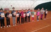 Novoročný turnaj detí  do 10 rokov